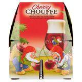 Cherry Chouffe Rood Speciaalbier Flessen 4 x 330 ml