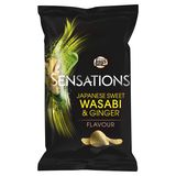 Lay's Sensations Wasabi & Ginger Chips 150 gr