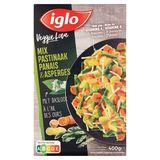 Iglo Veggie Love Mix Panais et Asperges à l'Ail des Ours 400 g