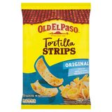 Old El Paso Tortilla Strips Original 185 g