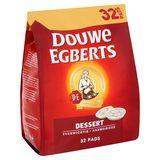 DOUWE EGBERTS Koffie Pads Dessert 32 Stuks