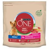 PURINA ONE Hondenvoer Mini <10 kg Adult 1.5 kg