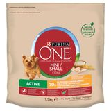 Purina One Mini / Small <10 kg Active 1.5 kg