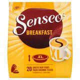 SENSEO Café Pads Extra Long Breakfast 20 Pièces