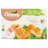 Chimay Sélection Bio Jambon Fromage Farine d'Épeautre 4 Crêpes 190 g
