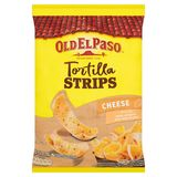 Old El Paso Tortilla Strips Cheese 185 g