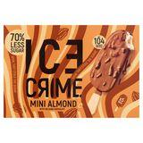 Ice Crime Mini Almond 5 x 50 ml
