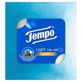 Tempo Doos Zakdoeken Light Nature 3-Laags 60 Stuks
