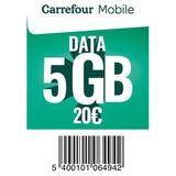 Carrefour - Mobile DATA 20 euro
