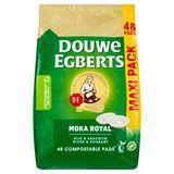 DOUWE EGBERTS Café Pads Moka Royal 48 Pièces