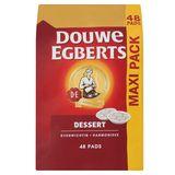 DOUWE EGBERTS Café Pads Dessert 48 Pièces