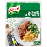 Knorr Poudre Sauce Sauce Chasseur 3 x 26 g