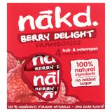 Nākd Berry Delight 4 x 35 g