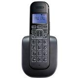poss PSDP410S Mono Draadloze telefoon - Zwart