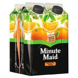 Minute Maid Sinaasappel 4 x 1 L
