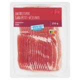 Carrefour Ontbijtspek Gezouten 250 g