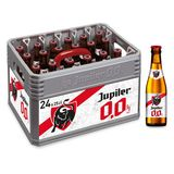 Jupiler 0.0% Alc. Beer Krat 24 x 25 cl