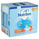 Nutrilon 2+ Lait de Croissance liquide bébé dès 2 ans 6x1L