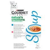 PURINAGOURMET™ Nature's Creations™ Soep Tonijn 4 x 40 g