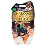 7th Heaven Charcoal + Black Clay Peel-Off Easy Peel Mask 10 ml