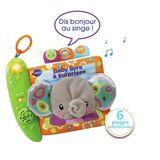 VTech Baby Livre A Surprises 6M+ (FR)