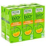 Pressade Le Bio à Emporter Partout Orange 6 x 20 cl