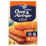 Mora au Four Oven & Airfryer Poulycroc 5 x 60 g