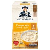 Quaker Havermout Oats Express Cassonade 360 gr
