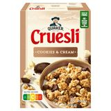Quaker Cruesli Cookies & Cream 450 gr