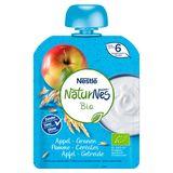 Nestlé NaturNes Bio Appel - Granen vanaf 6 Maanden 90 g