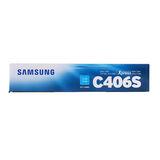 Samsung - Toner CLT-C406S - Cyaan