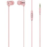 poss PSIN248 Hoofdtelefoon in-ear - Roze
