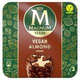 Magnum Ola Glace Multipack Almond Vegan 4 x 90 ml