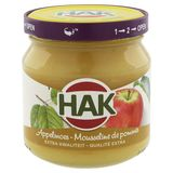 HAK Mousseline de pommes qualité extra 210ml