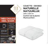 Tex Premium Couette 240 x 220 cm 90% Duvet
