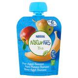 Nestlé NaturNes Bio Peer-Appel-Banaan vanaf 6 Maanden 90 g
