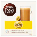 NESCAFÉ® Dolce Gusto® Ricoré Latte Koffie 16 Capsules per Doos