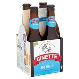 Ginette Bio White Flessen 4 x 33 cl