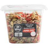 Carrefour Nuts & Fruits Super Food Mix Graines & Fruits Séchés 175 g