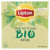 Lipton Pyramide Groene Thee Natuur 20 Zakjes