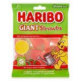 Haribo Giant Strawbs Share Size 180 g