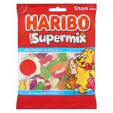 Haribo Supermix Share Size 160 g