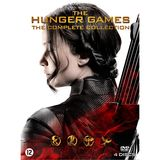 DVD: Hunger Games Volledig Collectie