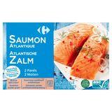 Carrefour Atlantische Zalm 250 g