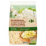 Carrefour Bloemkool als Alternatief voor Rijst 600 g