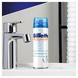 Gillette SkinGuard Sensitive Scheergel Voor Mannen200ml