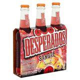 Desperados Bier Tequila-Sangré 5.9% ALC Fles 3x33cl