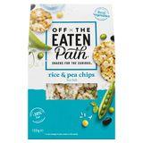 Off The Eaten Path Snack Riz & Pois Sel de Mer 120 gr