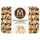 Magnum Ola Multipack Ijs White Chocolate & Cookies 4 x 90 ml