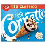 Cornetto Ola Multipack Glace Classico 12 x 90 ml